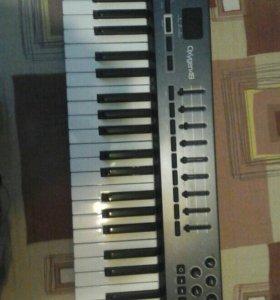 Midi-клавиатура Oxygen 49