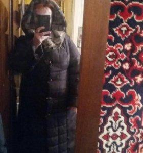 Пальто зимнее р.54