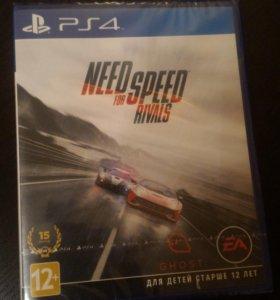 Игра NFS для PS4
