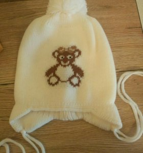 Новая детская шапочка