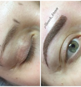 Alench_brows(микроблейдинг)