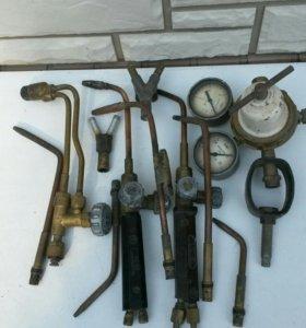 Газовые горелки наконечники