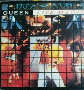Queen виниловые пластинки
