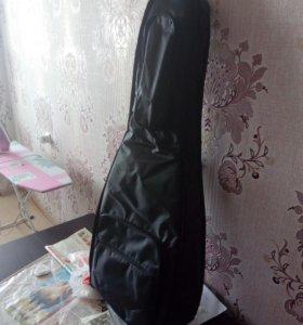 Утепленный чехол для гитары