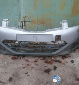 Бампер передний для Nissan Qashqai J10 с 10 г