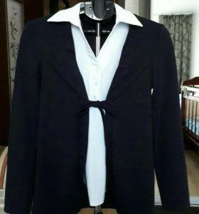 Блузка - жакет для беременных