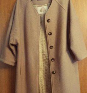 Новое пальто оверсайз