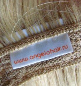 Волосы натуральные Angelohair