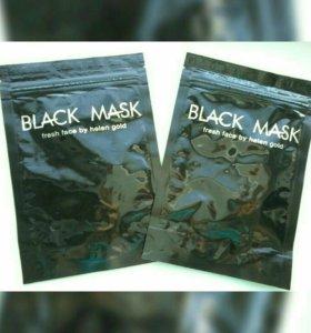 Черная маска 50г
