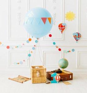 Набор Украшения на день рождения