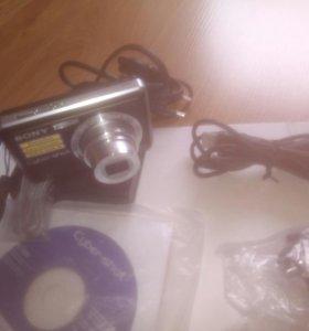 Цифровой фотоаппарат,sony, cyber-shot, DSC-S950