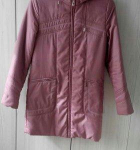 Демисезонная куртка +подарок