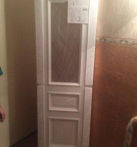 Дверь 60 шпон+ к-т коробки