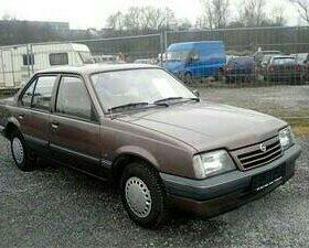 Запчасти на Opel askona