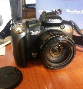 Цифровой фотоаппарат Canon PowerShot SX 10 IS