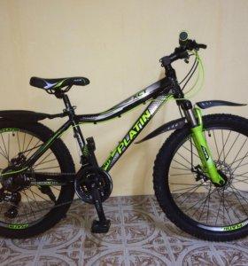 Новый велосипед PLATIN A241