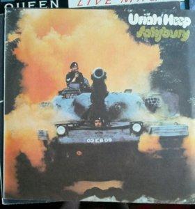 Uriah Heep виниловые пластинки