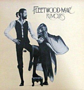 Пластинка Fleetwood Mac - Rumors