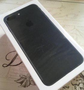 Apple iPhone 7 Plus 32GB Black,НОВЫЙ!