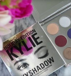 Палетка Kylie Kyshadow Holiday Edition