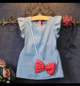 Абсолютно новое платье)