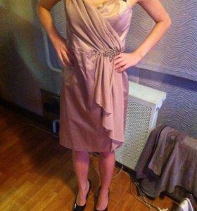 Туфли и платье (размер платья 40-42)