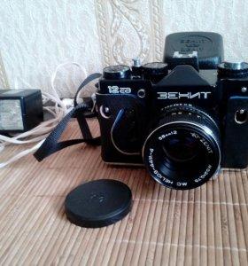 """Продам фотоаппарат """"Зенит 12сд"""""""