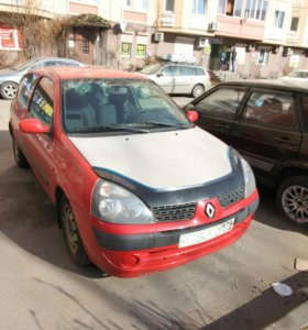Renault Clio 2 2002 год