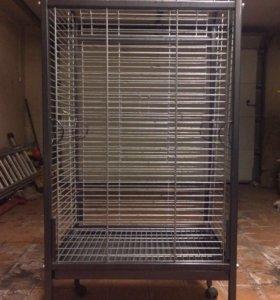 Клетка Inter-Zoo Omega II (4мм)