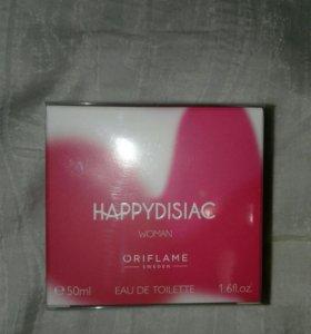 Туалетная вода Happydisiac.