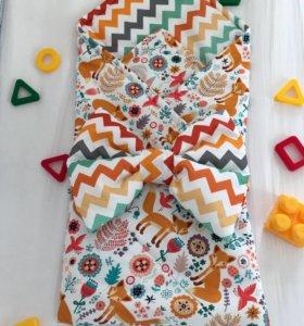 Детское стёганое одеяло