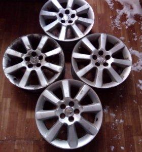Диски от Toyota Avensis