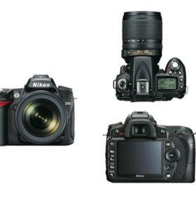 Nikon D90 фотоаппарат