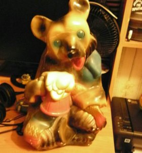 Керамический медведь