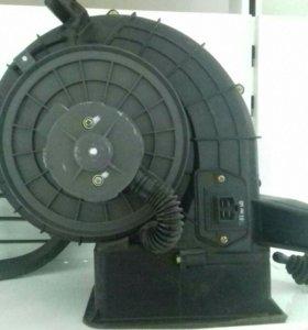 Вентилятор печки (отопителя) всборе на Matiz