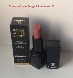 Помада Chanel Rouge Allure Velvet