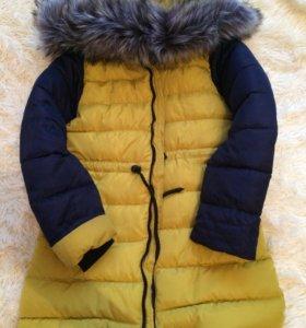 Куртка на девочку р.158-164