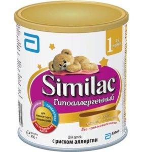 Смесь Similac 1 гипоаллергенный, симилак