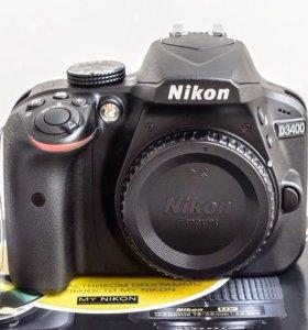 Nikon D3400 18-55 Kit PCT (!!!)