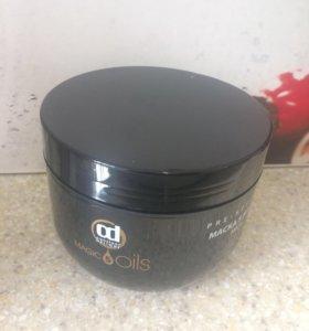 Маска 5 масел для повреждённых волос