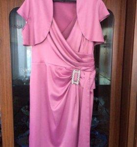 Платье, размер-54