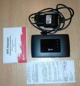 МТС роутер 4G Wi- Fi