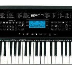 Denn dek612 синтезатор