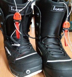 Сноуборд ботинки Burton Invader
