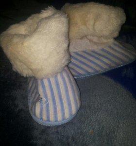 Продам носочки и пинеточки