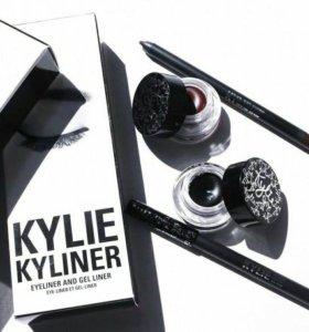 🎀 Kylie Kyliner подводка + карандаш
