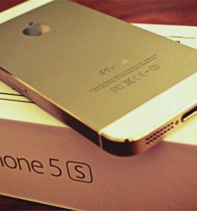 iPhone 5s 32 gb silver/gold/black