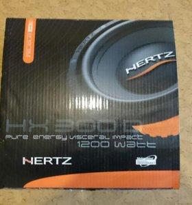 Сабвуфер Hertz HX 300 D