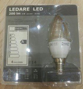 Лампочка ikea