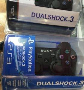 Джойстики на Sony PS3
